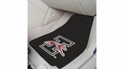 "Fan Mats 8133  University of Indianapolis Greyhounds 17"" x 27"" Carpeted Car Mat Set"