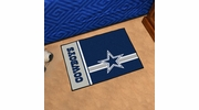 "Fan Mats 8242  NFL - Dallas Cowboys 20"" x 30"" Uniform Inspired Starter Series Area Rug / Mat"