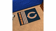 "Fan Mats 8245  NFL - Chicago Bears 20"" x 30"" Uniform Inspired Starter Series Area Rug / Mat"