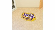 Fan Mats 8324  LSU - Louisiana State University Tigers Approx. 3 ft x 4 ft Mascot Area Rug / Mat