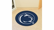 Fan Mats 8333  PSU - Penn State Nittany Lions Approx. 3 ft x 4 ft Mascot Area Rug / Mat