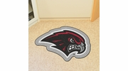 Fan Mats 8338  University of Utah Utes Approx. 3 ft x 4 ft Mascot Area Rug / Mat