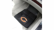 "Fan Mats 8753  NFL - Chicago Bears 17"" x 27"" Heavy Duty Vinyl Car Mat Set"