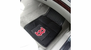 "Fan Mats 8760  MLB - Boston Red Sox 17"" x 27"" Heavy Duty Vinyl Car Mat Set"