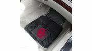 "Fan Mats 8765  OU - University of Oklahoma Sooners 17"" x 27"" Heavy Duty Vinyl Car Mat Set"