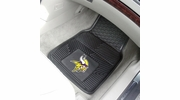 "Fan Mats 8775  NFL - Minnesota Vikings 17"" x 27"" Heavy Duty Vinyl Car Mat Set"