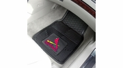 "Fan Mats 8781  MLB - St Louis Cardinals 17"" x 27"" Heavy Duty Vinyl Car Mat Set"