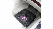"Fan Mats 8845  MLB - Philadelphia Phillies 17"" x 27"" Heavy Duty Vinyl Car Mat Set"