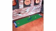 "Fan Mats 9041  MLB - Los Angeles Dodgers 18"" x 72"" Putting Green Mat"