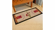 "Fan Mats 9230  NBA - Cleveland Cavaliers 29.5"" x 54"" Large NBA Court-Shaped Runner Rug"