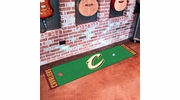 "Fan Mats 9235  NBA - Cleveland Cavaliers 18"" x 72"" Putting Green Mat"