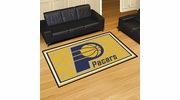 Fan Mats 9281  NBA - Indiana Pacers 5' x 8' Area Rug