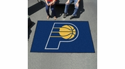 Fan Mats 9282  NBA - Indiana Pacers 5' x 8' Ulti-Mat Area Rug / Mat