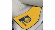 "Fan Mats 9283  NBA - Indiana Pacers 17"" x 27"" Carpeted Car Mat Set"