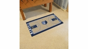 "Fan Mats 9306  NBA - Memphis Grizzlies 29.5"" x 54"" Large NBA Court-Shaped Runner Rug"