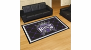 Fan Mats 9395  NBA - Sacramento Kings 5' x 8' Area Rug