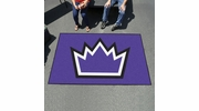 Fan Mats 9396  NBA - Sacramento Kings 5' x 8' Ulti-Mat Area Rug / Mat