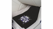 "Fan Mats 9397  NBA - Sacramento Kings 17"" x 27"" Carpeted Car Mat Set"