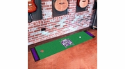 "Fan Mats 9399  NBA - Sacramento Kings 18"" x 72"" Putting Green Mat"