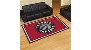 Fan Mats 9419  NBA - Toronto Raptors 5' x 8' Area Rug