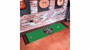 "Fan Mats 9423  NBA - Toronto Raptors 18"" x 72"" Putting Green Mat"