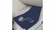 "Fan Mats 9428  NBA - Utah Jazz 17"" x 27"" Carpeted Car Mat Set"