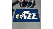 Fan Mats 9429  NBA - Utah Jazz 5' x 8' Ulti-Mat Area Rug / Mat