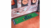 "Fan Mats 9431  NBA - Utah Jazz 18"" x 72"" Putting Green Mat"