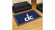 Fan Mats 9435  NBA - Washington Wizards 5' x 8' Area Rug