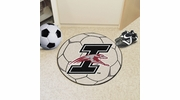"Fan Mats 982  University of Indianapolis Greyhounds 27"" Diameter Soccer Ball Shaped Area Rug"