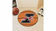 "Fan Mats 985  University of Indianapolis Greyhounds 27"" Diameter Basketball Shaped Area Rug"