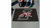 Fan Mats 987  University of Indianapolis Greyhounds 5' x 8' Ulti-Mat Area Rug / Mat