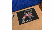 "Fan Mats 989  University of Indianapolis Greyhounds 19"" x 30"" Starter Series Area Rug / Mat"