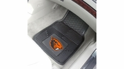 "Fan Mats 9952  OSU - Oregon State University Beavers 17"" x 27"" Heavy Duty Vinyl Car Mat Set"