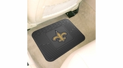 "Fan Mats 9993  NFL - New Orleans Saints 14"" x 17"" Vinyl Utility Mat (1 each)"