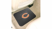 "Fan Mats 9997  NFL - Chicago Bears 14"" x 17"" Vinyl Utility Mat (1 each)"