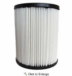 Fein TII1MCRN  1 Micron Vacuum Filter for Dust Extractor Vacuums