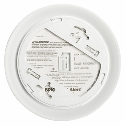First Alert 9120B  BRK Hardwire Smoke Alarm with Battery Backup