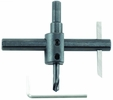 """General Tool 5B  Circle Cutter 1"""" to 6"""" Capacity with 3/8"""" Round Shank (21009)"""