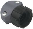 "Gilmour 801004-1002  5/8"" to 3/4"" Hose Repair Female Connector / Coupler End - Nylon (01F)"