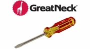 GreatNeck Slotted Screwdrivers