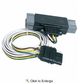 Pico 40305  LiteMate Vehicle to Trailer Wiring Kit (Pico 6878PT) 1991-1994 Ford Explorer and Mazda Navajo