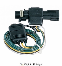 Pico 41115  LiteMate Vehicle to Trailer Wiring Kit (Pico 6761PT) 1985-1987 Chevrolet and GMC Pickups, 1985-1997 S-10/S-15 Pickups