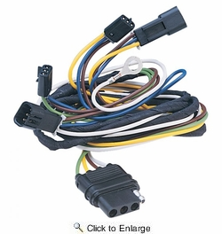 Hopkins 41305  LiteMate Vehicle to Trailer Wiring Kit (Pico 6766PT) 1987-96 Chevrolet and GMC Full Size Vans & Vandura (Except Express & Savana)