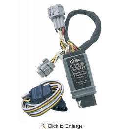 hopkins 43515 litemate vehicle to trailer wiring kit (pico 6746pt)  1998-2004 nissan frontier pickup