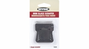 Hyde 13020  Mini Glass Scraper - 1 Blade