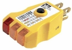 Ideal 61-501  GFI Outlet - Receptacle Tester
