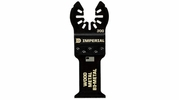 """Imperial Blades IBOA300-10  Universal Fit 1-1/4"""" Wood with Nails BiMetal Saw Blades - 10 per Package"""