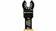 """Imperial Blades IBOAT336-10  Universal Fit 1-1/4"""" Wood with Nails BiMetal Tin Storm Saw Blades - 10 per Package"""