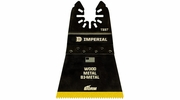 """Imperial Blades IBOAT337-1  Universal Fit 2-1/2"""" Wood with Nails BiMetal Tin Storm Saw Blade - 1 per Package"""